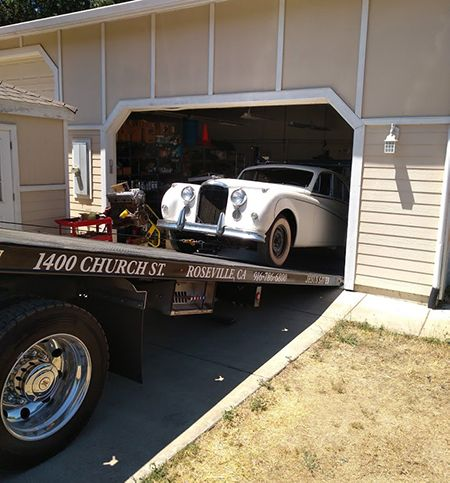 Towing in Citrus Heights, CA