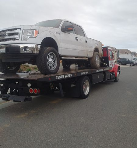 Roadside Towing Services